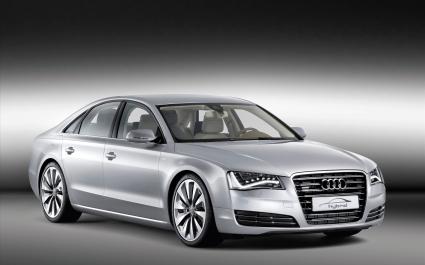 2011 Audi A8 Hybrid