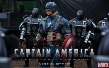 2011 Captain America