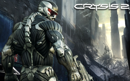 2011 Crysis 2 Game