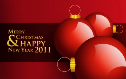 2011 Happy New Year & Christmas
