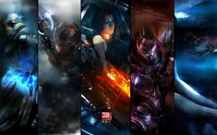 2011 Mass Effect 3