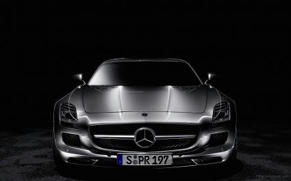 2011 Mercedes Benz SLS AMG 5