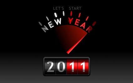 2011 New Year Start