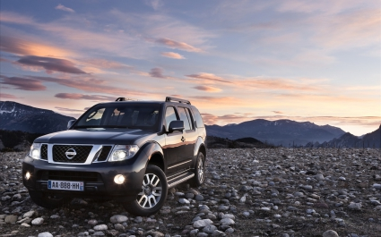 2011 Nissan Pathfinder and Navara
