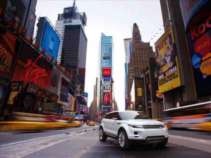2011 Range Rover LRX 2