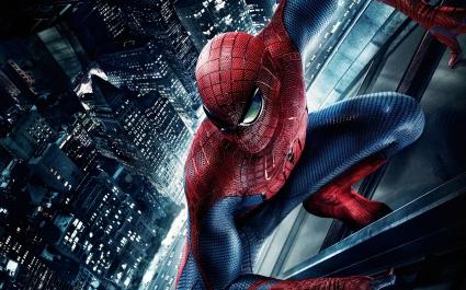 2012 Amazing Spider Man