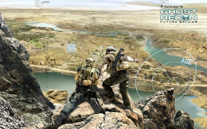 2012 Ghost Recon Future Soldier Game