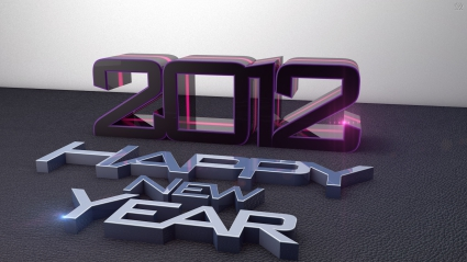 2012 Happy New Year 2