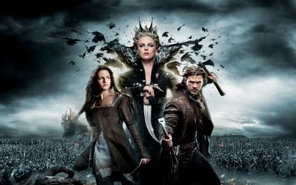 2012 Snow White & The Huntsman