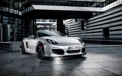 2012 TechArt Porsche Boxster