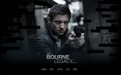 2012 The Bourne Legacy Movie