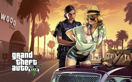 2013 Grand Theft Auto GTA V