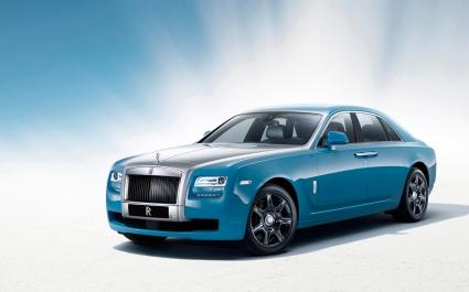 2013 Rolls Royce Centenary Alpine Trial