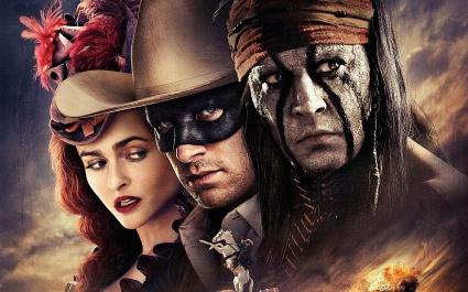 2013 The Lone Ranger Movie