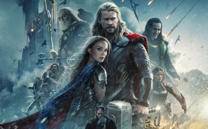 2013 Thor 2 The Dark World