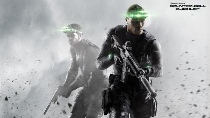 2013 Tom Clancy's Splinter Cell Blacklist