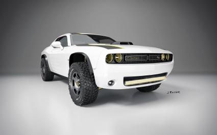 2014 Dodge Challenger AT Untamed Concept