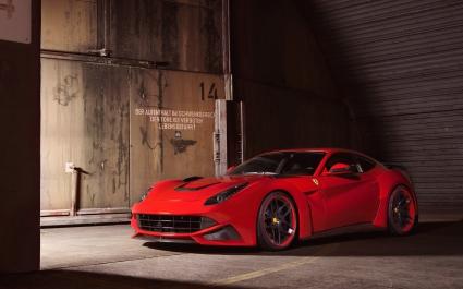 2014 Ferrari F12 berlinetta N LARGO By Novitec Rosso