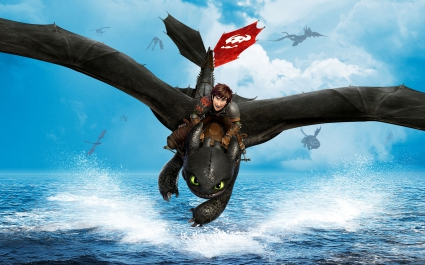 2014 How to Train Your Dragon 2