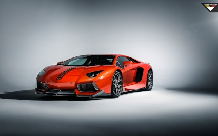 2014 Lamborghini Aventador V LP 740 by Vorsteiner
