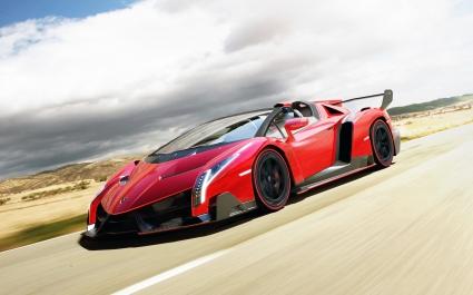 2014 Lamborghini Veneno Roadster