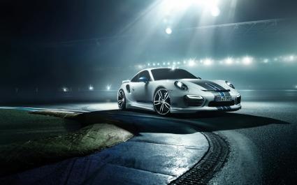 2014 Porsche 911 Turbo By TechArt