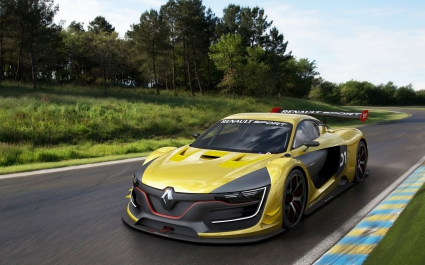2014 Renault Sport RS 01