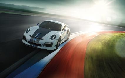2014 TechArt Porsche 911 Turbo S
