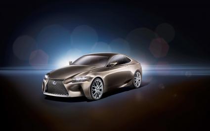 2015 All new Lexus RC F