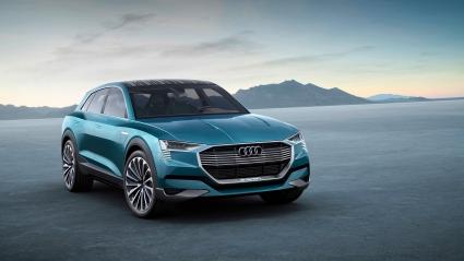 2015 Audi e tron Quattro Concept