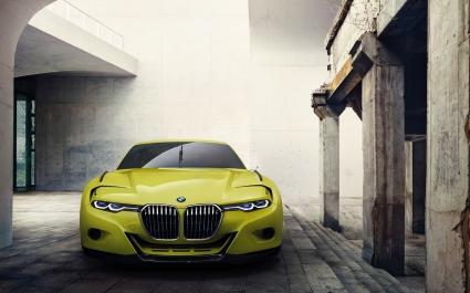 2015 BMW 30 CSL Hommage Concept