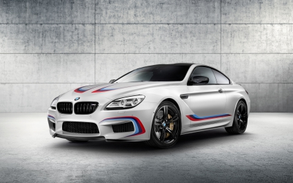 2015 BMW M6 Coupe F13