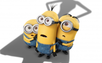 2015 Minions Movie