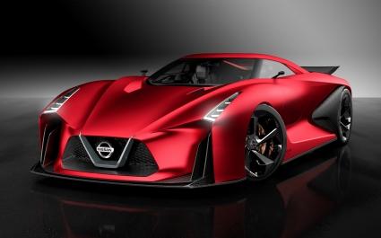 2015 Nissan Concept 2020