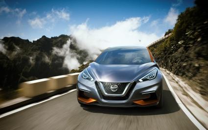 2015 Nissan Sway Concept