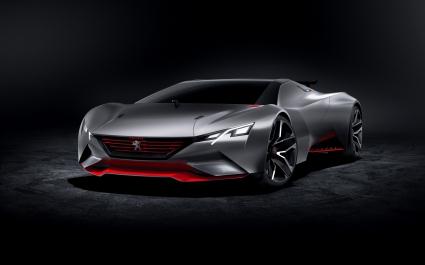 2015 Peugeot Vision Gran Turismo