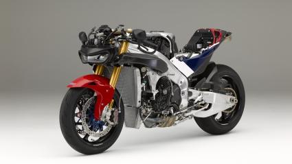 2016 Honda RC213V S Sportbike 4K 8K