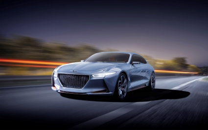 2016 Hyundai Genesis New York Concept