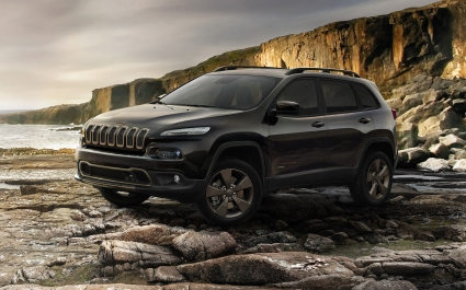 2016 Jeep Cherokee 75th Anniversary Model