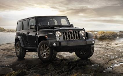 2016 Jeep Wrangler 75th Anniversary Model