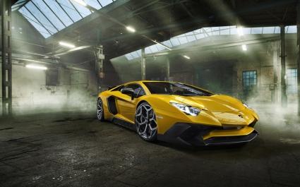 2016 Lamborghini Aventador LP 750 4 Superveloce