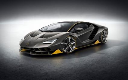 2016 Lamborghini Centenario LP770 4