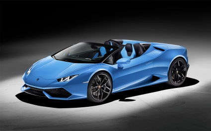 2016 Lamborghini Huracan LP 610 4 Spyder