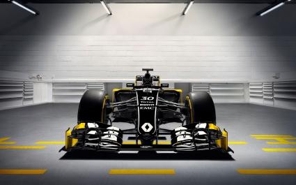 2016 Renault RS16 Formula 1 Car