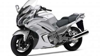 2016 Yamaha FJR1300AE EU Matt Silver