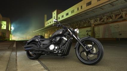 2016 Yamaha XVS1300 Custom