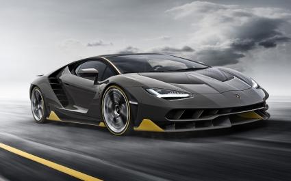 2017 Lamborghini Centenario