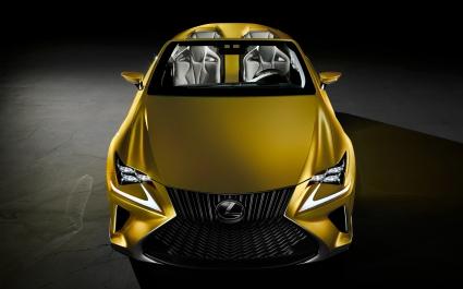 2017 Lexus LF C2 Concept Convertible