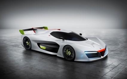 2017 Pininfarina H2 Speed