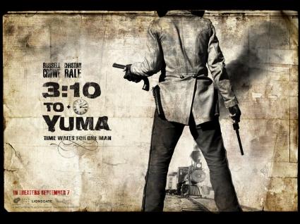 3 10 to Yuma Wallpaper 3 10 to Yuma Movies
